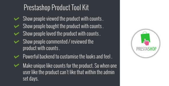 Prestashop Product Tool Kit - CodeCanyon Item for Sale