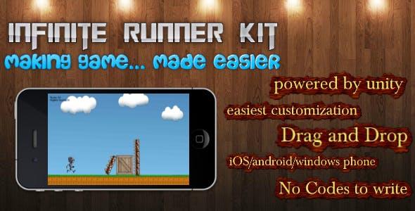 infinite runner kit