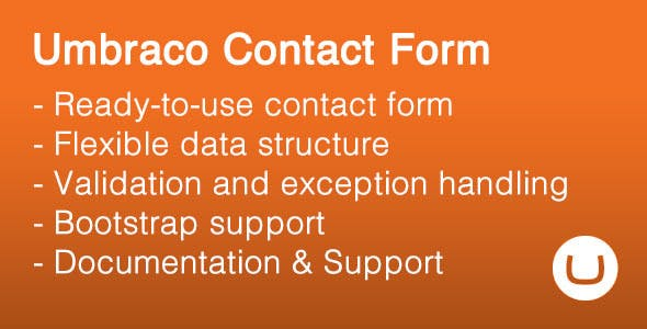 Umbraco Contact Form