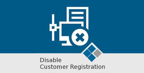 Medma Disable Customer Registration