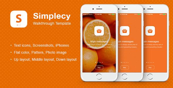 Simplecy Walkthrough Bundle Templates