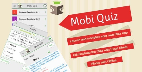 Mobi Quiz - Practice Test, Evaluate your learning , Exam App