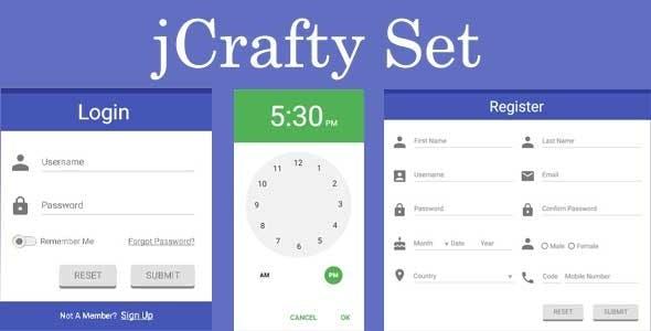 JCrafty Set