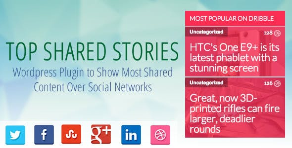 Top Stories- Most Popular Posts on Social Networks