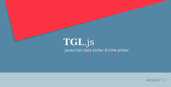 tgl.js - CodeCanyon Item for Sale