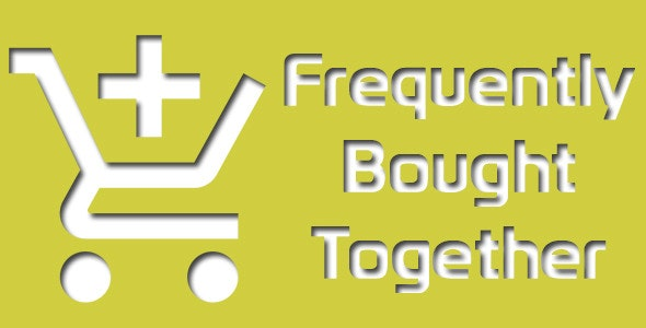 Magento Frequently Bought Together - CodeCanyon Item for Sale