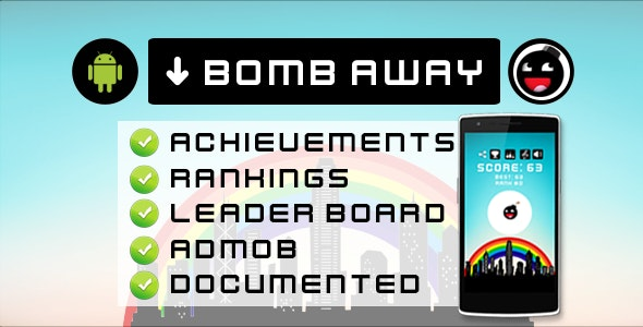Bomb Away - CodeCanyon Item for Sale