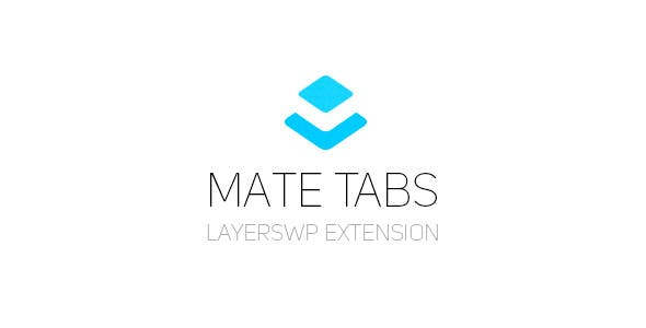 Mate Tabs | LayersWP Extension