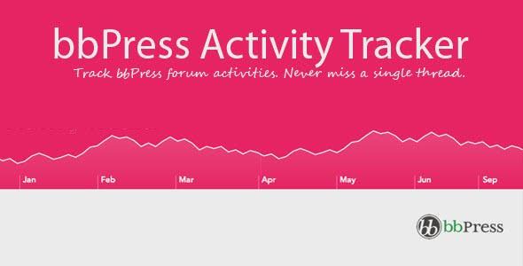 bbPress Activity Tracker