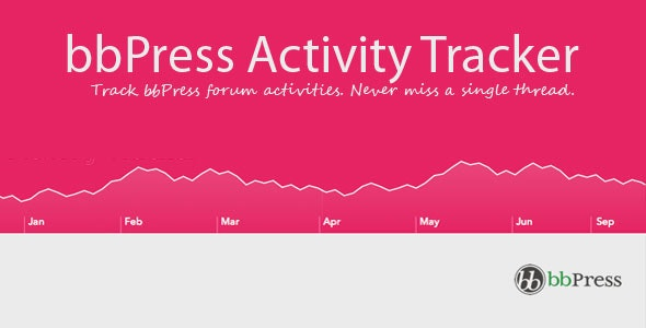 bbPress Activity Tracker - CodeCanyon Item for Sale