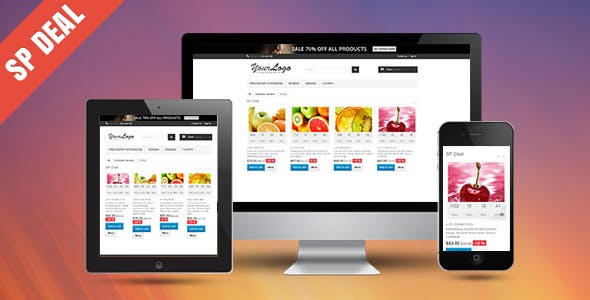 SP Deal - Responsive Prestashop Module