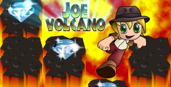 Joe Volcano - CodeCanyon Item for Sale