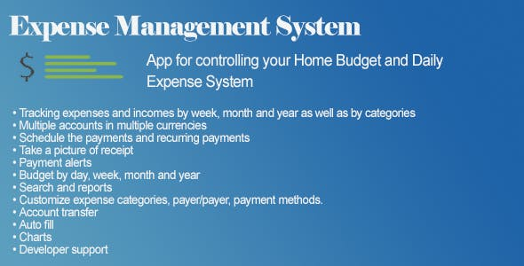 Daily Expense Management System