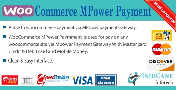 WooCommerce Mpower Payment - CodeCanyon Item for Sale