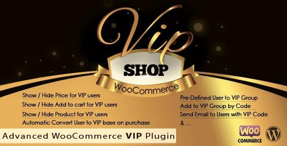 VIP Shop : Advanced WooCommerce VIP Plugin - CodeCanyon Item for Sale