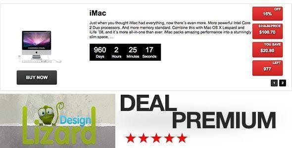 Deal Premium OpenCart