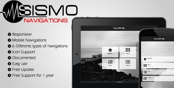 Sismo Navigation