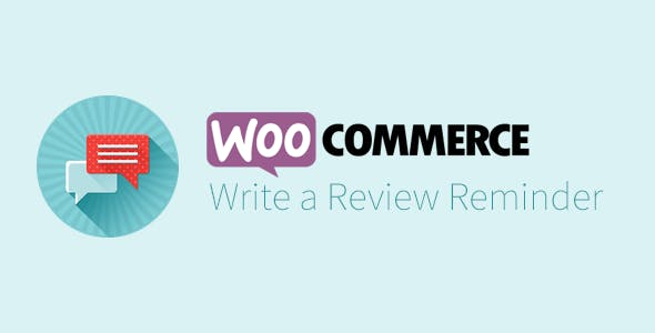 Write a Review Reminder for WooCommerce