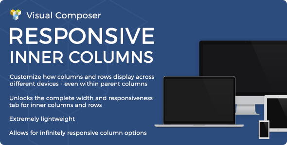 Visual Composer Responsive Inner Columns and Rows - CodeCanyon Item for Sale
