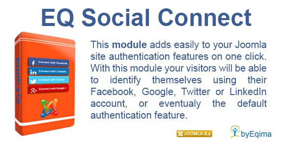 EQ Social Connect  - CodeCanyon Item for Sale