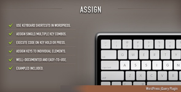 Assign (WordPress) - CodeCanyon Item for Sale