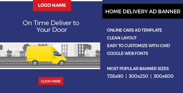 Home Delivery - CodeCanyon Item for Sale
