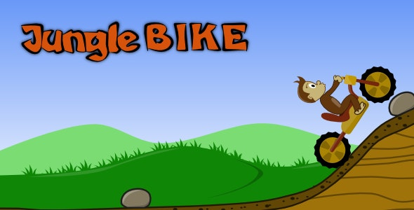 Jungle Bike - CodeCanyon Item for Sale