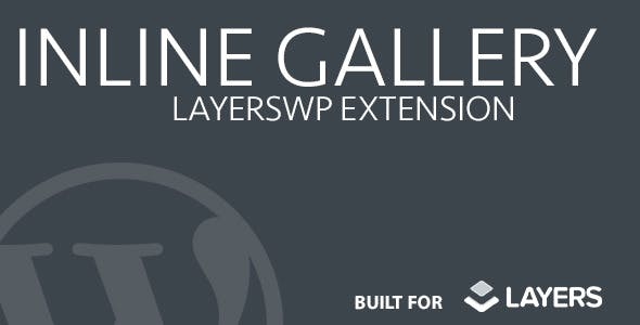 Inline Gallery  - Layers Extension
