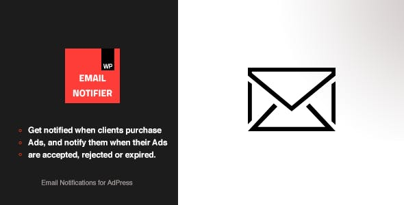 Email Notifications - AdPress Addon