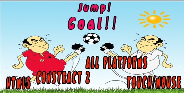 Jump!Goal!! - CodeCanyon Item for Sale