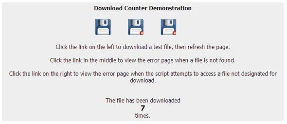 Simple Download Counter - CodeCanyon Item for Sale
