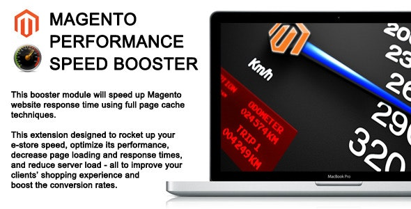 Magento Performance Speed Booster - CodeCanyon Item for Sale
