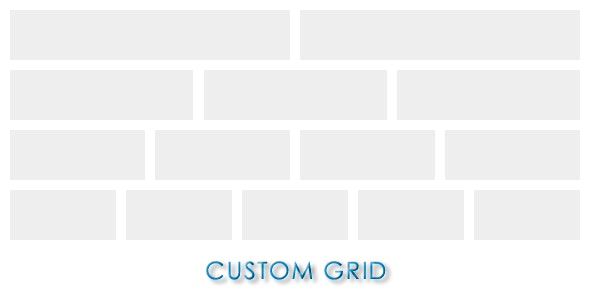 Customize Bootstrap Grid - CodeCanyon Item for Sale