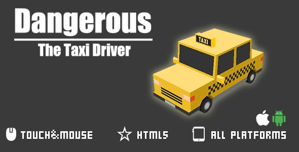 Dangerous-HTML5 GAME - CodeCanyon Item for Sale