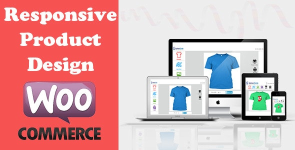 Responsive Product Designer for WooCommerce - CodeCanyon Item for Sale