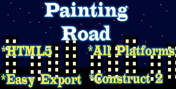 Painting Road - CodeCanyon Item for Sale