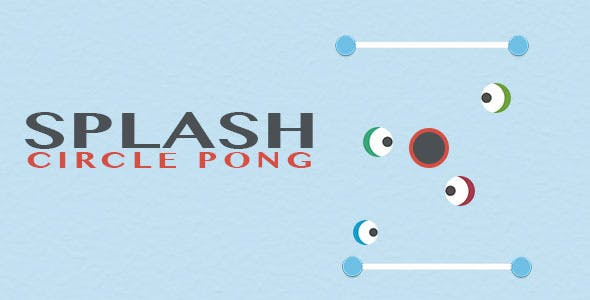 Splash - Circle Pong iOS Game
