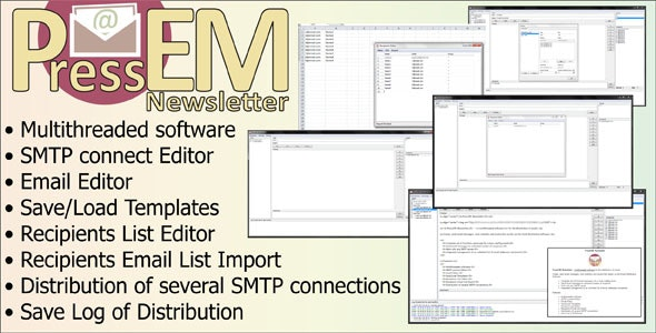 PressEM: Newsletter - CodeCanyon Item for Sale
