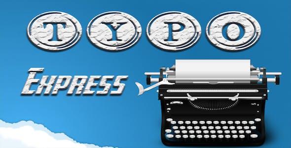 Typing Express