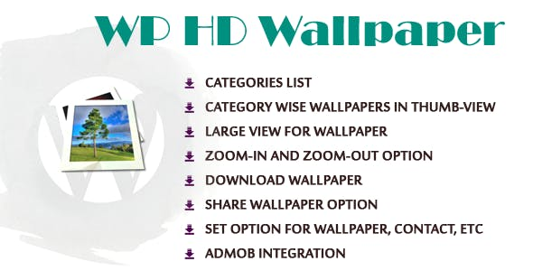 WPDroid HD Wallpapers