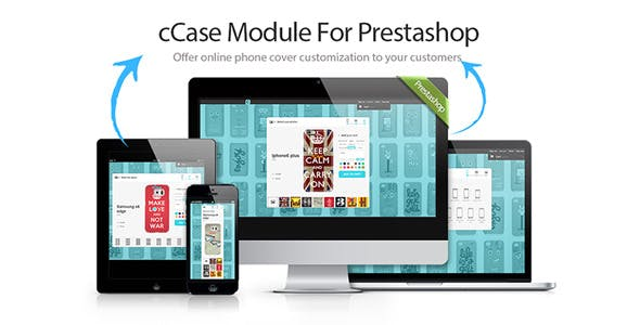 Ccase - Custom Phone Case Prestashop Module