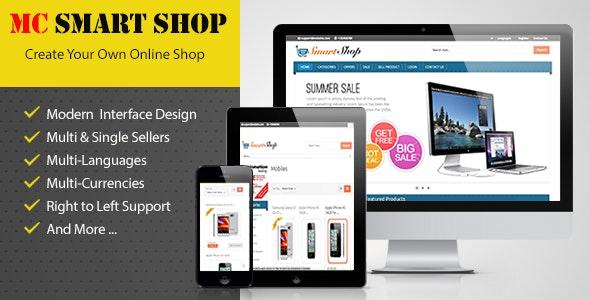 MC Smart Shop - CodeCanyon Item for Sale