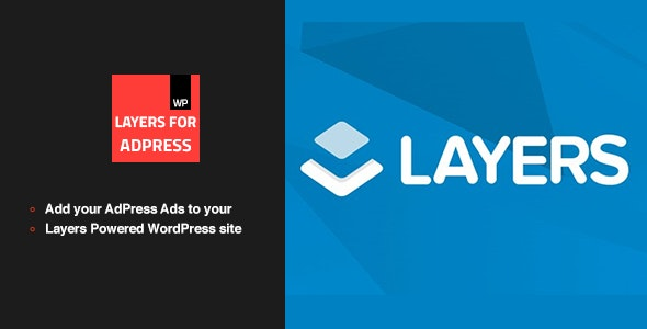Layers Advertising Widget - AdPress Addon - CodeCanyon Item for Sale