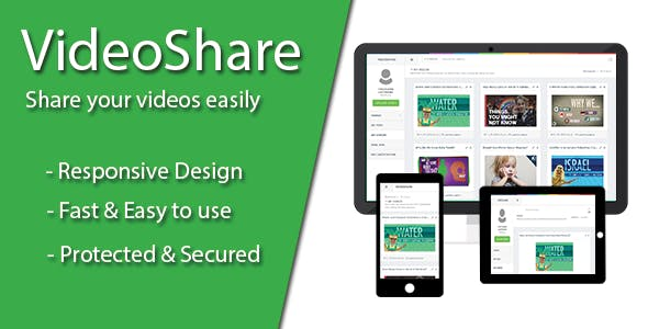 VideoShare - Video Sharing Platform