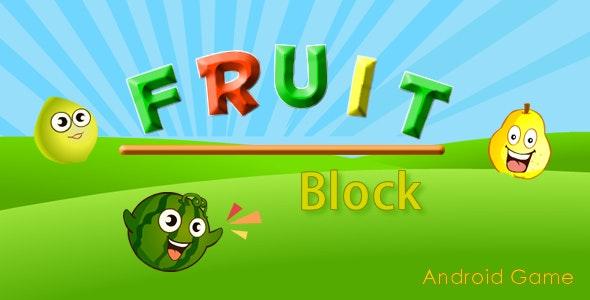 Fruit Block - CodeCanyon Item for Sale