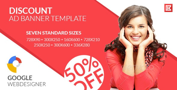 Sales and Shopping | Google Ad HTML Banner 2 - CodeCanyon Item for Sale