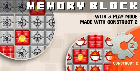 Memory Blocks - CodeCanyon Item for Sale