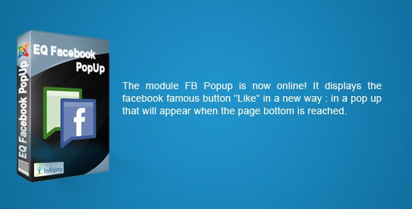 EQ Facebook Popup - CodeCanyon Item for Sale