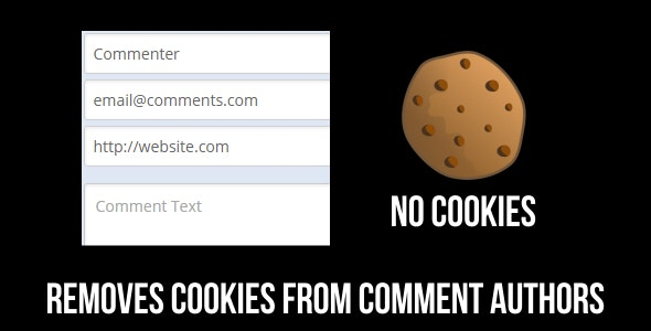 No Cookies for Comments - CodeCanyon Item for Sale