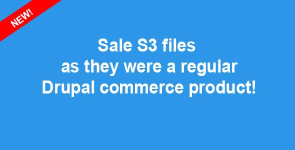 License and sale Amazon s3 files - CodeCanyon Item for Sale